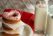 Recipes - Doughnuts / by Sara Thompson