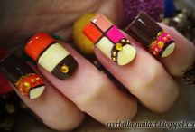 Nail Art Ideas / by Ever bella