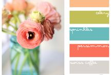Stampin up color combos