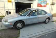 Used 1999 Ford Taurus X for Sale ($1,750) at Paterson, NJ /  Make:  Ford, Model:  Taurus X, Year:  1999, Body Style:  Tractor, Exterior Color: Silver, Interior Color: Gray, Vehicle Condition: Excellent,  Mileage:92,507 mi, Engine: 4Cylinder 3.0L V6 OHV 12V, Fuel: Gasoline Hybrid, Transmission: Automatic.   Contact; 973-925-5626   Car Id (56687)