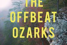 Wanderlust- Ozarks, Arkansas / by Stephanie Dearman