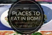 Rome / When in Rome, do as the Romans do. Explore with help from these Rome travel tips including things to do in Rome, places to visit in Rome and Rome itineraries.