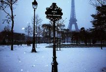 Frosty Paris