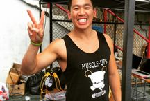 Crossfit Men's T-shirts / Designed & made in HK by Pumpedhk
