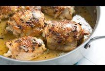 Chicken chicken  / Menu berbahan utama ayam