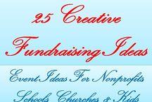 "Nonprofit Fundraising Ideas / Fun, ""Do It Yourself"" fundraising ideas for nonprofits!"