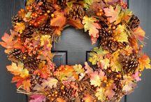 Herbst Dekoration
