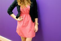 Business professional dress / Looks and dresses that are professional for a work setting.