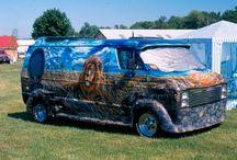 Van paint ideas