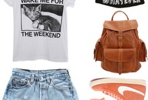 What My Summer Closet Should Look Like / by Keila Torres