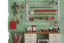 Craft Room Ideas / by Heather Lockert