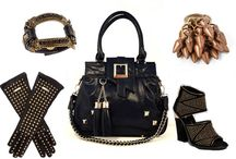 GUNAS Styling Inspiration / Inspiration on what to wear with your luxe vegan GUNAS Handbag