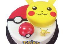 Pokémon Cakes