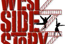 musicals/BROADWAY! / by Kalee Rathbun