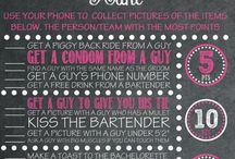 Bachelorette Planning