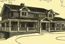 Houseplans / by Julie Reuter