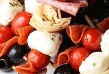 healthy finger foods idea