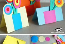mother's day craft ideas / by Kim Toney