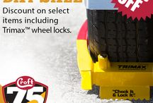 Croft Trailer Supply Ads / Ads that we as the Croft marketing team create for your pleasure. Enjoy!