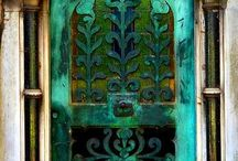 Doors, Arches, and Gateways / Beautiful doors and entryways from around the world and throughout history / by Alaina Burnett