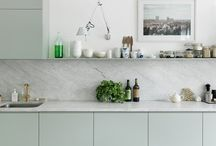 Kitchens / by Marie-Eve Best