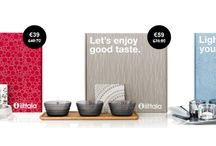 iittala a gift for life / The iittala design is not just something to look at, it is a full experience. iittala created 3 unique gift boxes, each with different products AND a 10% voucher on 1 iittala product of your choice for the next purchase.