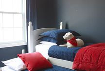 Bedrooms / by Lizzy Owens