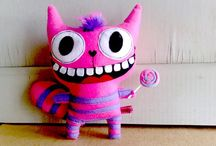 Crazy Cat Lady... / Etsy finds...