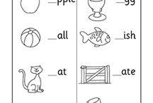 Kindergarden english