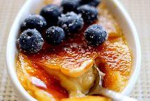 Foodies: desserts