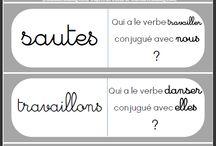 Francais conjugaison