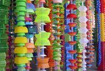 βρε μανια με το χρωμα....... Life need color..... / Ζωη.....