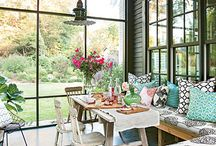 Windows & Daylight / Huge windows and wonderful sunlight