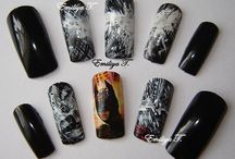 Nail Art / by Couples Costumes
