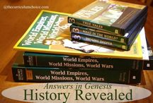 Homeschool Teach History / Items to use while teaching history that are perhaps cross curricular