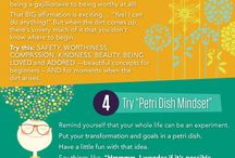 7 mindsets / by Stephanie Boisjolie