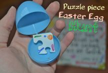 Easter / games, krafts, Bible ideas
