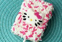 Hello Kitty party / Hello Kitty Party Ideas for Tali's birthday