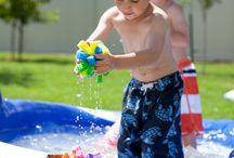 piscina atividades