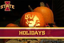 Holidays / by Iowa State Athletics
