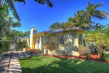 Just Listed Miami Beach Homes for Sale / Current Listings of homes for sale on Miami Beach, Florida.