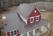 MY TINY FARMHOUSE / Inspiration for my soon to be tiny farmhouse:)  / by Jessica Benson