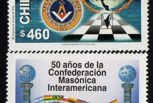 Masonic Stamps / Masonic Stamps.