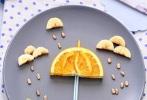 Kid snack art