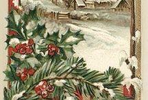 Boze Narodzenie / Decoupage i nie tylko