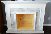 Faux fireplaces / by Robin McBroom