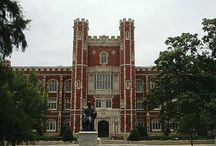 University of Oklahoma / Good memories........ / by Baukje Venema