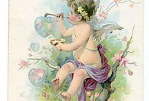 Valentines Day / Vintage Valentines Day Images, Printable Valentines