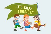 Kids eyeglasses / Everything fun and happening for the kids.