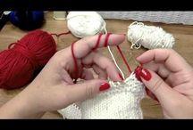 základy pletení, vychytávky